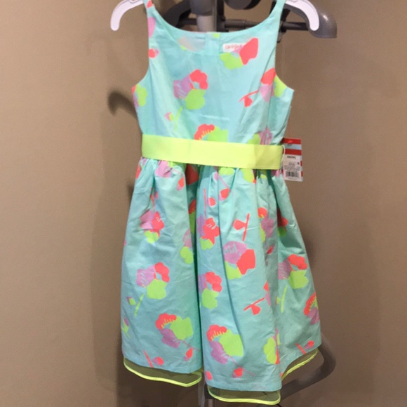 879c520593848 Cat & Jack Dresses | Cat Jack Girls Size 66x Easter Dress Nwt | Poshmark